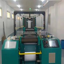Máquina de deformación de hilo de spandex elástico