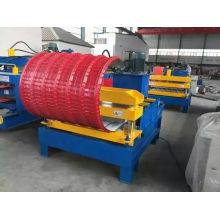 Máquina de crimpagem de painel de telhadura da máquina de curvar
