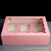 Papier Kuchen Display Box / Papier Kuchen Tray