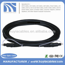 Câble audio optique Toslink 5.0mm OD 10ft