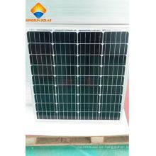 Paneles solares monocristalinos de alta eficiencia de alta eficiencia de 60W