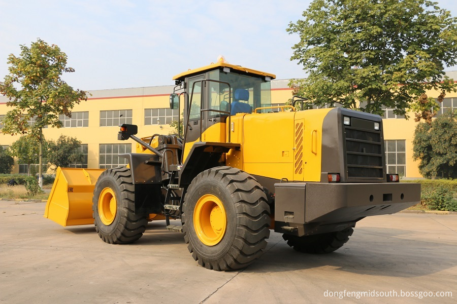 5 Ton Wheel Loader 1