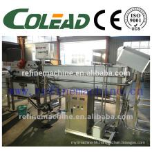 SUS 304 Hot sale leaf vegetables shredding machine /SALAD PROCESSING LINE