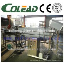 SUS 304 Vegetais quentes da folha da venda que destroem a máquina / LINHA DE PROCESSAMENTO da SALADA