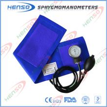 Aprovação CE Esfigmomanômetro aneroide sem anel D