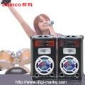 September Neues Produkt Doppel 12 Zoll Big Trolley Lautsprecher