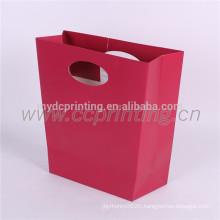 Custom printed cartoon gift paper bag