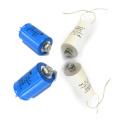 Condensador de película de polipropileno metalizado Cbb60 con el mejor precio