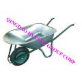 Russia galvanize tray wheelbarrow