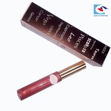 2018 Hot Selling Beautiful Custom Rectangle Shape Lipstick Paper Box