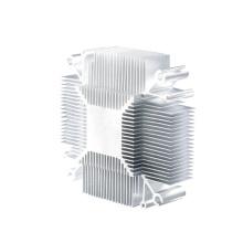 Dissipador de calor de alumínio de alta qualidade em perfil de alumínio