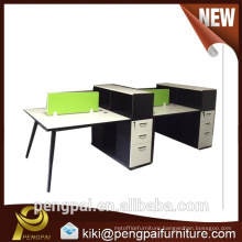 latest new model staff office desk workstation layout