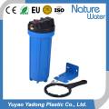 Filtro de água azul