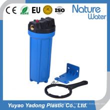 Filtro de água monocomponente com botão de liberação de ar Nw-Br10f2