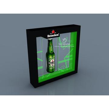 Display galleggiante con magnete Heineken
