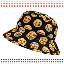 Chapéu de balde por atacado com estampa de moda personalizada