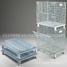 Euro-Style Industrie-Metall-Aufbewahrungsbehälter