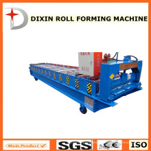 900 Wall Panel Tile Roll Forming Machine with Wheels