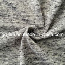 T-shirt en laine Heather Grey Jersey (QF13-0282)