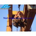 Electro Hydraulic Orange Peel Grab for Waste Steel & Garbage