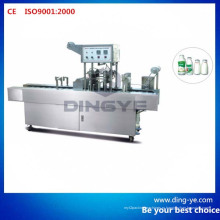 Автоматическая машина для наполнения и запечатывания бутылок молока (BG48S)