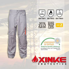 CVC Fire Resistant Work Pants for Industry