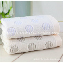 100% Combed Cotton Towel with Logo (AQ-024)