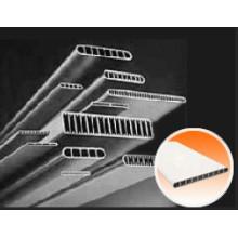 Micro-canal en aluminium tube plat pour le conditionnement de l'air Échangeurs de chaleur / Condensateur