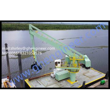 CCS ABS BV плавающий гидравлический манипулятор 35T 40T