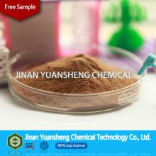 Calcium Sulfonated Lignin as Mineral Powder Ahesive Concrete Superplasticizer