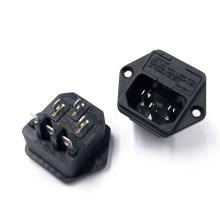 High Quality  AC Power Universal Socket Muti-use ups Power Plug Outlet Universal Extension Wall Socket