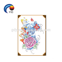 Sexy Arm Sleeve Girls Style Arms Tattoo Temporary Tattoo Sticker sexy Body Art with Competitive Price