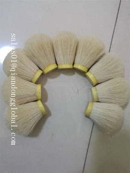 White Horse Hair Knot