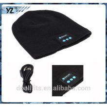 Soft Warm 100% acylic à bas prix bluetooth beanie cap made in china