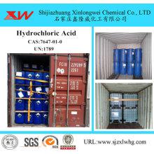 Ácido Clorídrico Grau Reagente 36% 37%