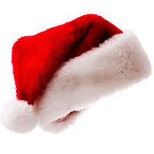 Plush Christmas Hats  Xmas Santa Claus Cotton Christmas Gift Snowman Elk stockings for home