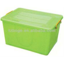 big size plastic storage box mould