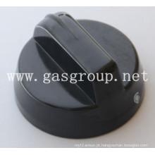 Botão de baquelite para fogão a gás