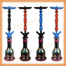 Neue Ankunft ägyptischer preiswerter Großverkauf färbte Huka-Rauch