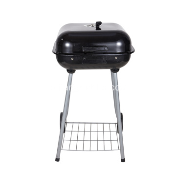 18Inch Square Charcoal Grill Hamburger Grill
