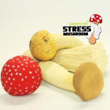 2016 Hot Sale EVA+TPR Mushroom Shape Toy Reduce Pressure Vent Toy