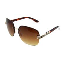 Gafas de sol de moda de metal (sz1681)