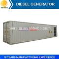 Alta calidad y alta calidad HSP9-HSP1600 generador diesel de venta al por mayor silenciosa