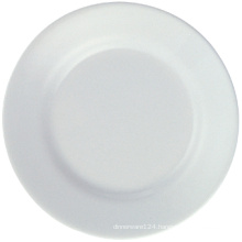 """100% Melamine Dinnerware -""""Invisible""""Series 16"""" Round Plate/Buffet Plate (WT216)"""
