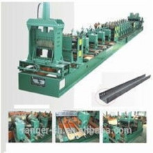 light steel cable tray shape roll forming making machine