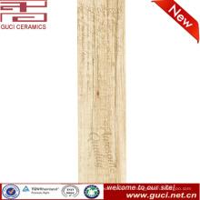 Печать керамическая застекленная деревянная плитка декоративная плитка
