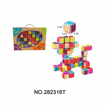 Educational Building Toys Intelligence Solid Blocks