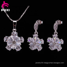 2016 Golden Plating Design Women Jewelry Sets
