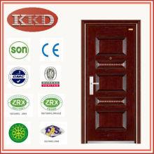 Hochwertiger Stahl Eintrag Sicherheit Tür KKD-523 für Iran-Markt