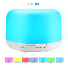 500ml Ultrasonic Aromatherapy Essential Oil Diffuser